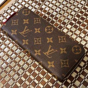 Louis Vuitton Authentic Clemence Wallet